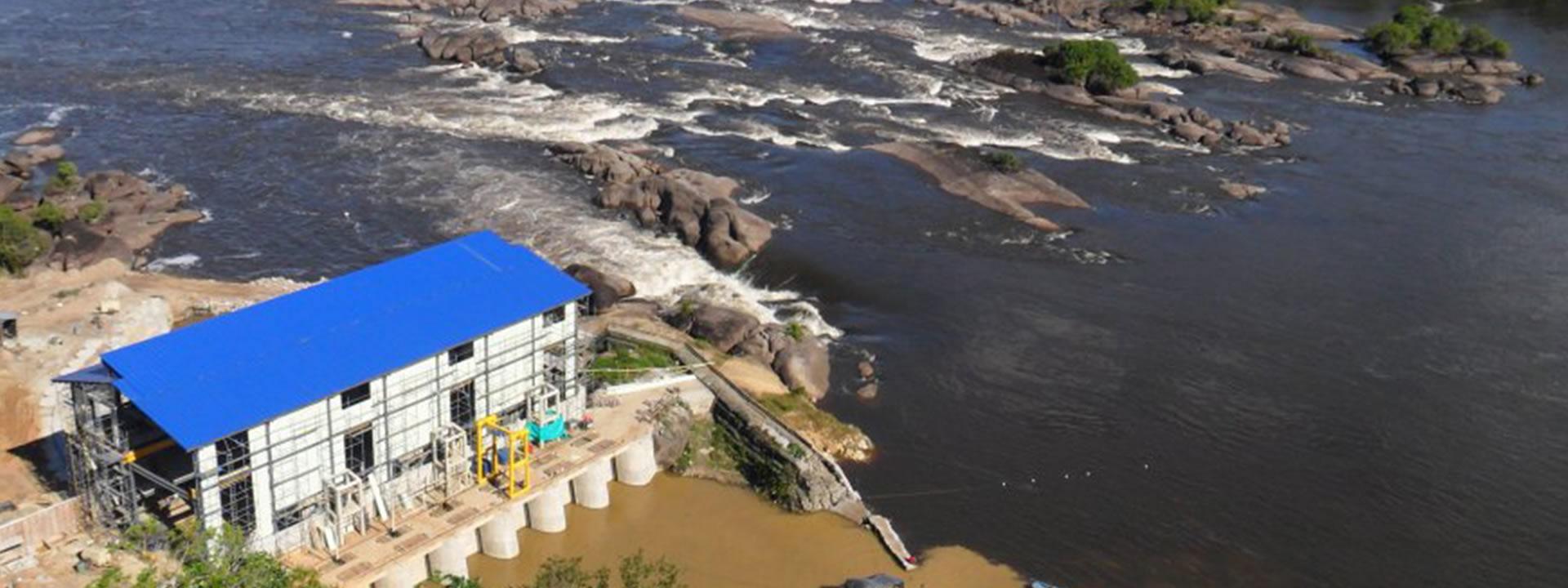 Hidroeléctrica de Mitú