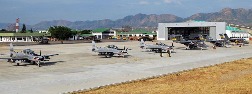 Maquila Plataforma Aerea Aeropuerto El Alcaraván Yopal